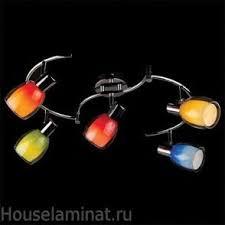 Евросвет Люстра <b>Спот 2606-5 хром</b>. <b>Спот</b> Потолочный купить ...