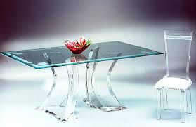 d001atlas dining table acrylic furniture lucite