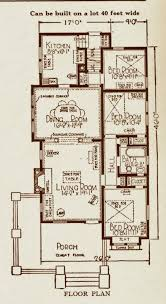 Sears Walton   Sears Modern HomesAnd it even has the little box window on the front of the house  The floor plan
