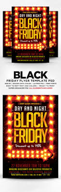 day and night black friday flyer s by designblend graphicriver day and night black friday flyer s flyers print templates