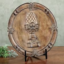 charger plates decorative: anaya decorative charger plate with stand