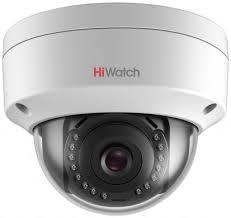 Купить Видеокамера <b>IP</b> HIKVISION <b>HiWatch DS</b>-<b>I102</b>, белый в ...