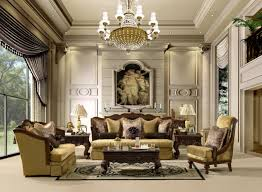 outstanding elegant formal living room interior designs displaying luxury round branched fixture chandelier in over classic astonishing living room furniture sets elegant