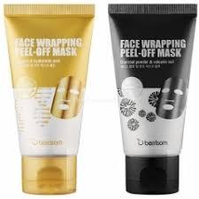 <b>Маска</b>-<b>пленка для лица</b> Berrisom <b>Face</b> Wrapping peel off pack ...