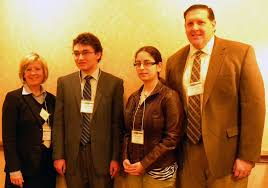 Rocky River High School students honored with Work Ethic Award ... View full size Rocky River High School principal Debra Bernard, far left, and Superintendent Michael Shoaf, far right, pose with students Ryan Williams and ...