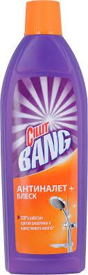 """<b>Чистящее средство</b> """"<b>Cillit Bang</b>"""" для удаления налета и ..."""