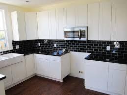 Black White Kitchen Designs 17 Best Images About Backsplash Tile On Pinterest Kitchen