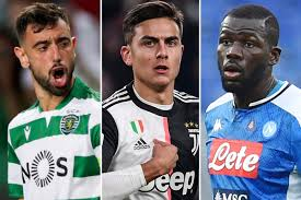 Five players Mourinho could target for Tottenham in January transfer ...