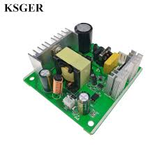 KSGER Power Supply Board <b>T12 Electronic</b> Tools <b>Soldering Iron</b> ...
