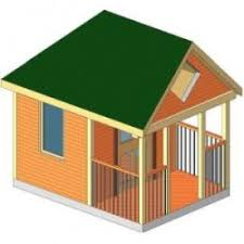 Small House Plans   Tiny Green CabinsPlans