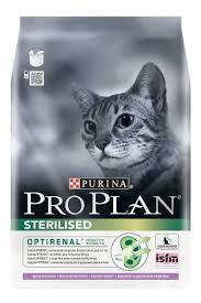 <b>Сухие корма</b> для кошек <b>PRO PLAN</b>