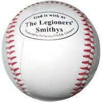 """«<b>Мяч бейсбольный</b> The Legioners' Smithys """"The Legioners Smithys ..."""