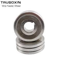 Binzel Wire Feeder Wheel Roller <b>0.8mm 1.0mm 1.2mm</b> Double Size ...