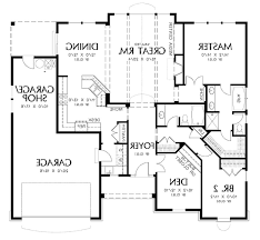 Architecture Free Floor Plan Maker Designs Cad Design Drawing File    Architecture How To Draw Floor Plans Luxury House Design Two Tagged Bedrooms Spacious Garage Square Gorgeous