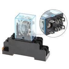 <b>MY4NJ LY2NJ MY2NJ</b> Power Relay Intermediate MY4N J AC 220V ...