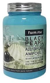 Купить Farmstay <b>All</b>-In-One Black Pearl Ampoule <b>Сыворотка для</b> ...