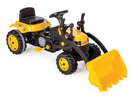 Педальная <b>машина Pilsan</b> Экскаватор Active Traktor 07-315 ...