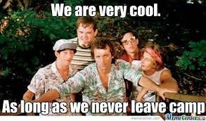 A little Meme for my camp friends | Camp Life | Pinterest | Camps ... via Relatably.com
