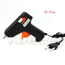C18 EU plug Art Craft <b>Repair Tool 20W</b> Electric <b>Heating</b> Hot Melt ...