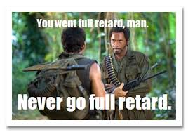 Quotes From Tropic Thunder. QuotesGram
