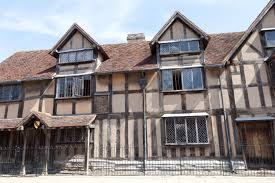 shakespeare s birthplace america