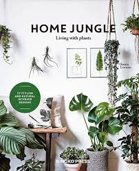 <b>Home Jungle</b> | Book on <b>Living</b> with Plants at www.bruil.info