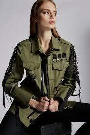 <b>Куртки</b> и пальто <b>Dsquared2</b> для женщин: бомберы, из денима ...