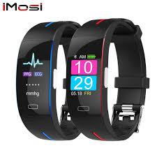 Big Offer #2d82b2 - <b>Imosi</b> H66 Blood Pressure Wrist Band Heart ...