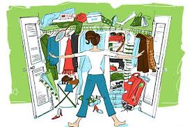 Image result for messy closets