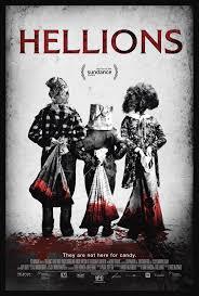 Hellions (2015) latino