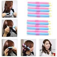DeemoShop New <b>12PCS Soft Hair</b> Curler Roller Curl Hair Bendy ...