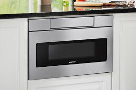 Universal Kitchen Appliances Sharp Updates Its Microwave Drawer For Universal Design Jlc