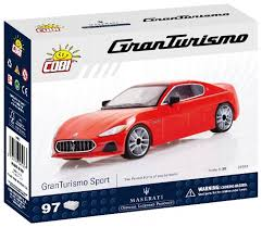 <b>Конструктор Cobi Maserati</b> 24561 GranTurismo Sport — купить по ...