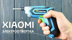 <b>XIAOMI TONFON</b> АККУМУЛЯТОРНАЯ ЭЛЕКТРООТВЕРТКА 3.6V c ...