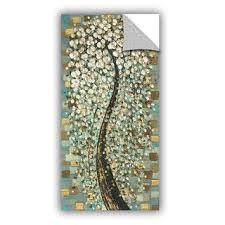 'Cherry Blossom' <b>Removable</b> Wall <b>Art</b> Mural