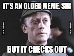 When you post an ancient meme and it ends up trending - 9GAG via Relatably.com