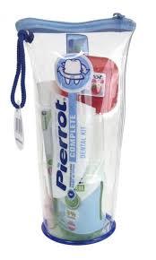 <b>Набор дорожный Pierrot</b> Complete Dental <b>Kit</b> зубная <b>щетка</b> + ...