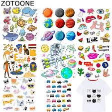Hot Deal #32ff - <b>ZOTOONE</b> Cartoon Car Stickers <b>Planet</b> Animal ...