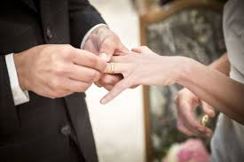 exchanging of the rings tips for your christian wedding
