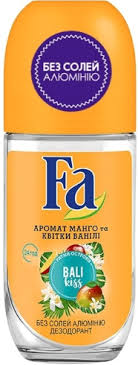 "<b>Женский шариковый дезодорант Fa</b> ""Манго и ваниль"" (50мл.) от ..."