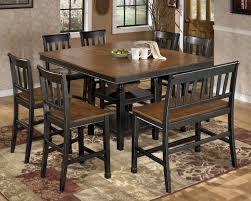 Dining Room Table And 8 Chairs Dining Room Small Dining Room Sets With Bench Seating With