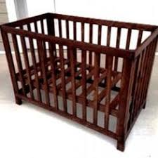 wooden crib we could build ourselves for less than 100 with plans from thedesignconfidentialcom baby furniture for less