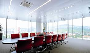 acoustic ceiling solutions for corporate public and private office spaces ceiling office