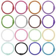 new 10pcs metal ring
