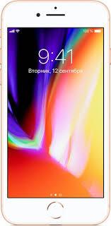 Мобильный <b>телефон Apple iPhone</b> 8 128GB (золотой)