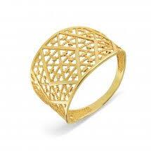 <b>Кольца из желтого золота</b> - купить в ювелирном интернет ...