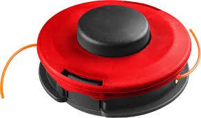 "<b>Катушка</b> полуавтоматическая с леской ""круг"" (М10х1.25, левая ..."