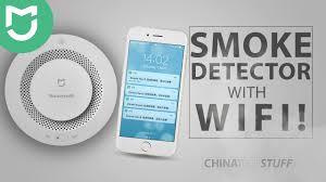 Xiaomi x <b>Honeywell</b> - WIFI <b>Smoke Detector</b> - YouTube