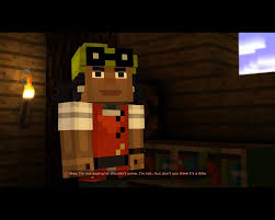 Image result for minecraft story mode olivia