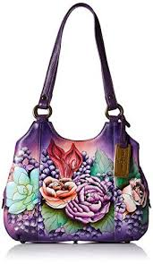 Women's Top-<b>Handle</b> Handbags - Anuschka Handpainted Leather ...